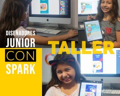 Taller de Diseñadores Junior con Spark