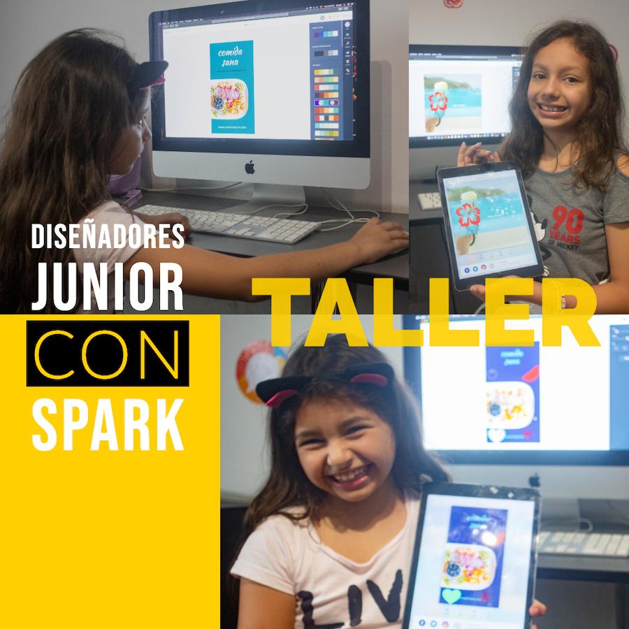 diseñadores junior